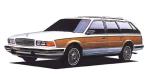ビュイック ビュイックリーガル エステートワゴン (1989年10月モデル)