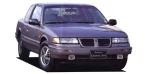 ポンテアック ポンテアックグランダム LEクーペ (1990年10月モデル)