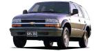 シボレー シボレーブレイザー LSフォレシエスタ (1997年12月モデル)