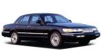 マーキュリー マーキュリーグランド・マーキー ベースグレード (1991年4月モデル)