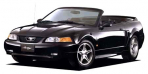 フォード マスタング Gコンバーチブル (2000年2月モデル)