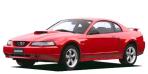 フォード マスタング GTクーペ (2003年2月モデル)