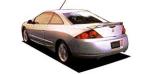 マーキュリー マーキュリークーガー ベースグレード (2000年1月モデル)