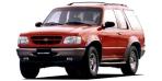 フォード エクスプローラー エディーバウアー (1996年11月モデル)