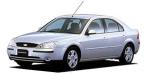 ヨーロッパフォード モンデオ モンデオセダンGHIA (2001年5月モデル)
