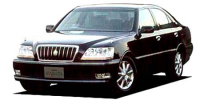 トヨタ クラウンマジェスタ 2000年8月モデル