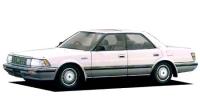 トヨタ クラウン 1988年9月モデル