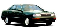 トヨタ クラウン 1991年10月モデル