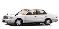 トヨタ クラウン 1998年10月モデル