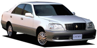 トヨタ クラウン 1999年9月モデル