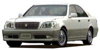トヨタ クラウン 2001年8月モデル