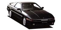 トヨタ スープラ 1989年8月モデル