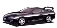 トヨタ スープラ 1997年8月モデル