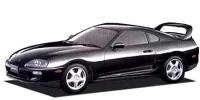 トヨタ スープラ 1999年8月モデル