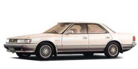トヨタ チェイサー 1989年8月モデル