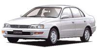 トヨタ コロナ 1992年8月モデル