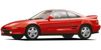 トヨタ MR2 1991年12月モデル
