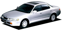 トヨタ カローラセレス 1992年5月モデル
