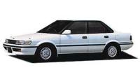 トヨタ スプリンター 1989年5月モデル