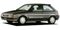 トヨタ カローラII 1988年5月モデル
