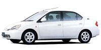 トヨタ プリウス 2002年8月モデル
