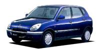トヨタ デュエット 2000年5月モデル