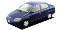 トヨタ プラッツ 2001年12月モデル