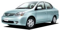 トヨタ プラッツ 2003年8月モデル