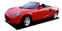 トヨタ MR-S 2001年8月モデル