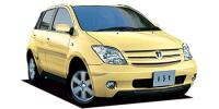 トヨタ イスト 2003年4月モデル