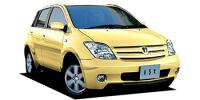 トヨタ イスト 2004年2月モデル