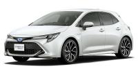トヨタ カローラスポーツ 2018年6月モデル