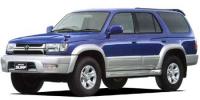 トヨタ ハイラックスサーフ 2001年12月モデル