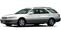 トヨタ マークIIクオリス 1998年8月モデル