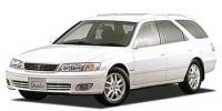 トヨタ マークIIクオリス 1999年8月モデル