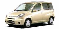 トヨタ ファンカーゴ 2000年8月モデル