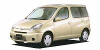 トヨタ ファンカーゴ 2001年9月モデル