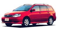 トヨタ カローラフィールダー 2001年10月モデル