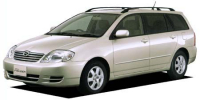 トヨタ カローラフィールダー 2004年2月モデル