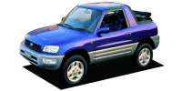 トヨタ RAV4 L 1997年12月モデル