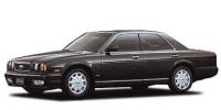 日産 グロリア 1991年6月モデル