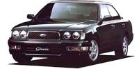 日産 グロリア 1996年1月モデル