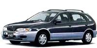 日産 パルサーセリエS-RV 1997年9月モデル