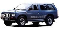 日産 テラノ 1991年10月モデル