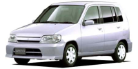 日産 キューブ 2001年10月モデル