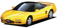 ホンダ NSX 1990年9月モデル