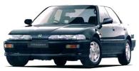 ホンダ インテグラ 1991年10月モデル