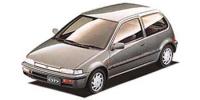 ホンダ シティ 1990年5月モデル