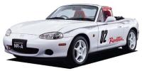 マツダ ロードスター 2001年12月モデル