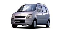 マツダ AZワゴン 1999年10月モデル